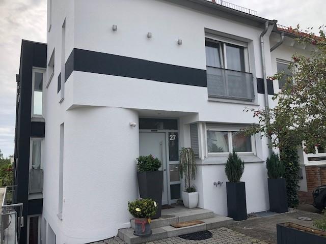 Graues Haus
